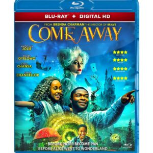 Come Away ( Blu-ray 2020 ) Region free !!!