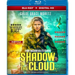 Shadow in the Cloud (Blu-ray 2020) Region free !!!