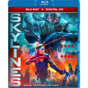 Skylines (Blu-ray 2020) Region free !!!