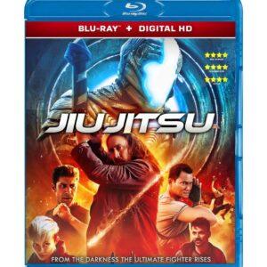 Jiu Jitsu (Blu-ray 2020) Region free !!!