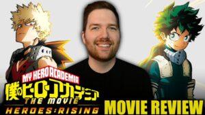 My Hero Academia: Heroes Rising – Movie Review
