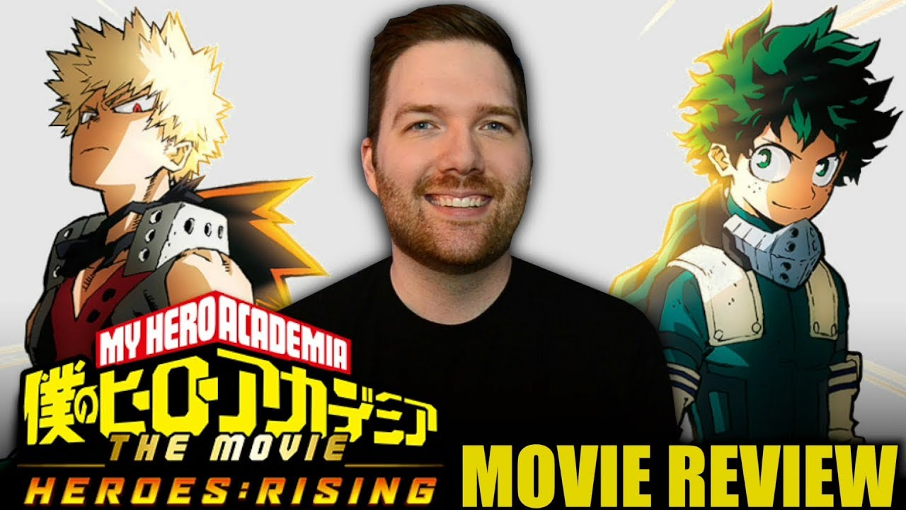 My Hero Academia: Heroes Rising – Movie Review