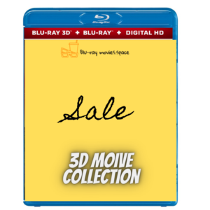 3D Cartoon Movie Collection 1 ( Blu-ray ) Region free !!!