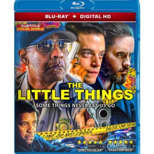 The Little Things (Blu-ray 2021) Region free !!!