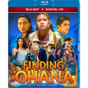 Finding 'Ohana (Blu-ray 2021) Region free !!!