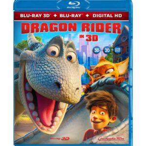 Dragon Rider (3D Blu-ray 2020) Region free !!!