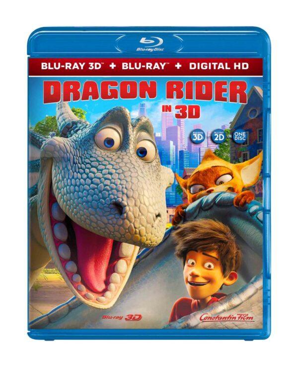 Dragon Rider Bluray