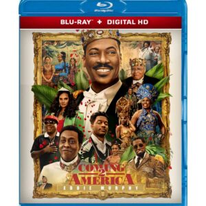 Coming 2 America (Blu-ray 2021) Region free !!!