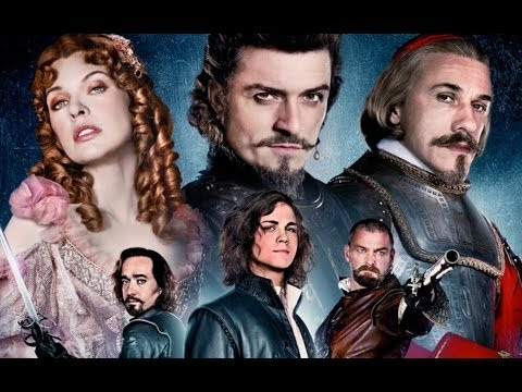 The Three Musketeers – Movie Review by Chris Stuckmann