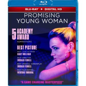 Promising Young Woman (Blu-ray 2020) Region free !!!