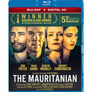 The Mauritanian (Blu-ray 2021) Region free !!!
