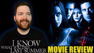 I Know What You Did Last Summer – Movie Review