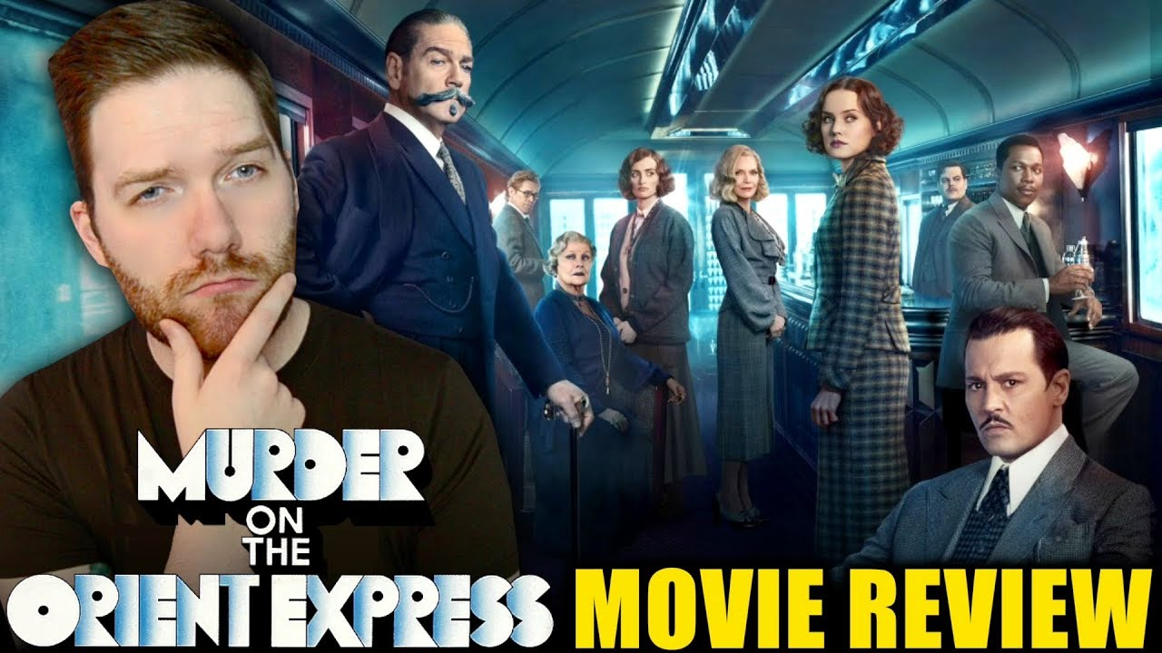 You are currently viewing Murder on the Orient Express – Movie Review