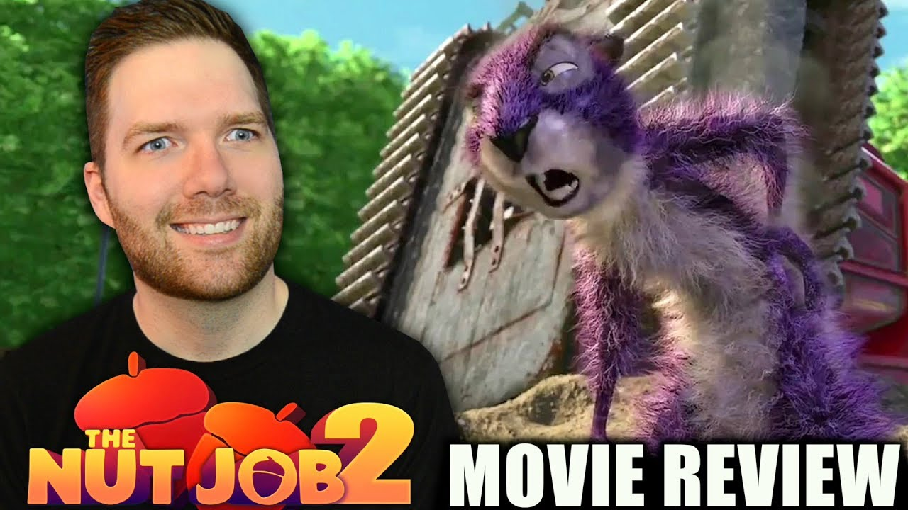 You are currently viewing The Nut Job 2: Nutty by Nature – Movie Review