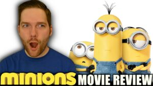 Minions – Movie Review