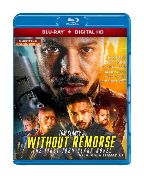 Without Remorse bluray