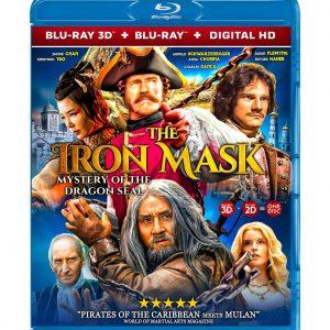 Iron Mask (3D Blu-ray 2019) Region free !!!