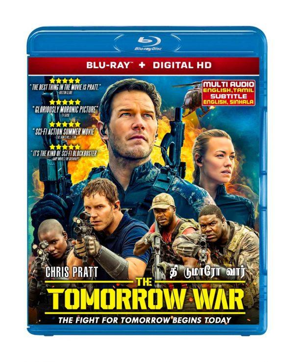 The Tomorrow War bluray