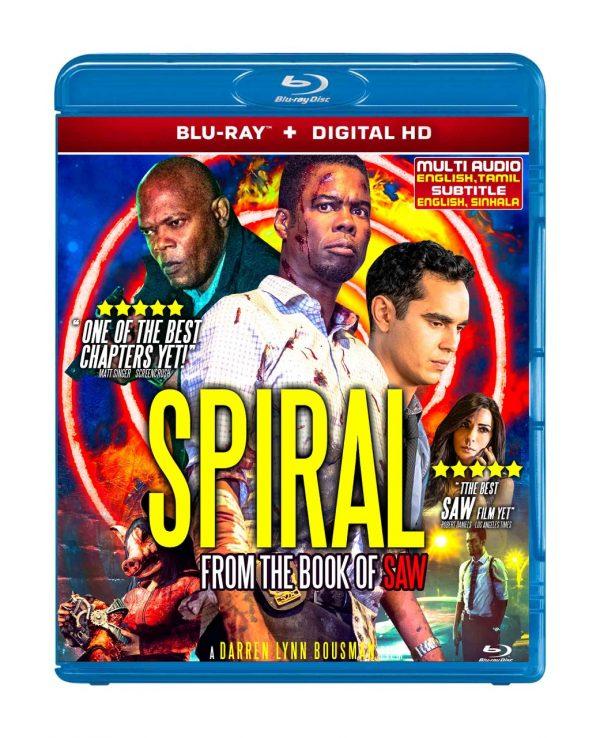 Spiral Bluray