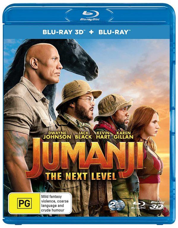 jumani next level 3D