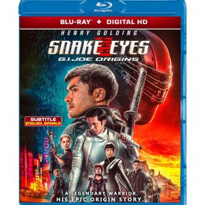 Snake Eyes (Blu-ray 2021) Region free !!!