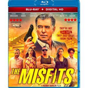 The Misfits (Blu-ray 2021) Region free !!!