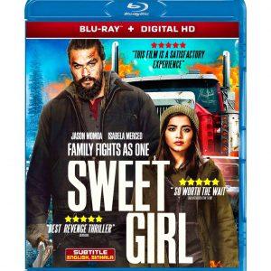 Sweet Girl (Blu-ray 2021) Region free !!!