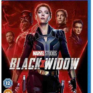 Black Widow (3D Blu-ray 2021) Region free !!!