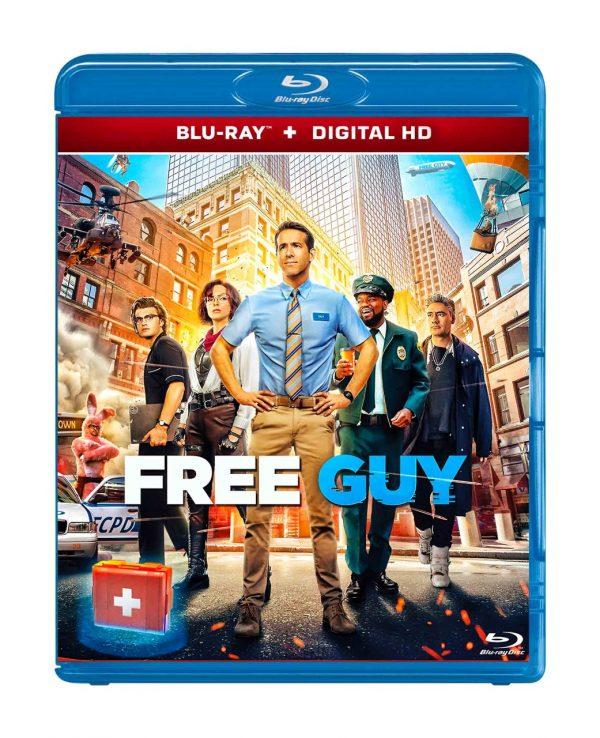 Free Guy Bluray