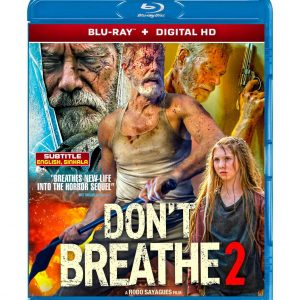 Don't Breathe 2 (Blu-ray 2021) Region free !!!