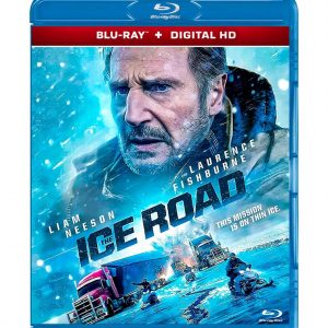 The Ice Road (Blu-ray 2021) Region free !!!