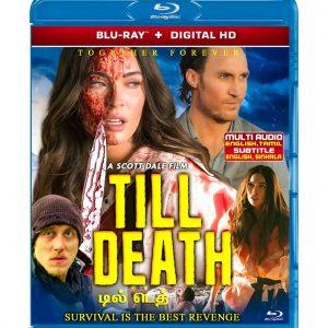 Till Death (Blu-ray 2021) Region free !!!